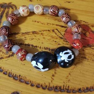 Hawaiian style bracelet